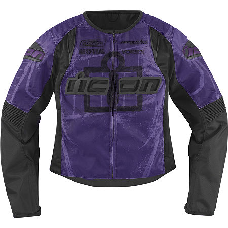 Icon Women's Overlord Type 1 Jacket - Main