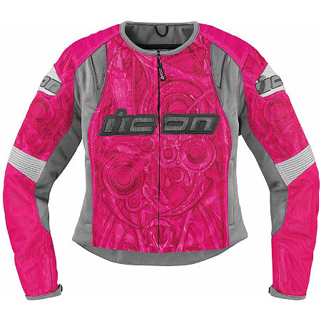 Icon Women's Overlord Sportbike SB1 Mesh Jacket - Main