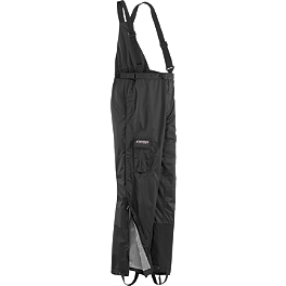 Icon Women's PDX Waterproof Bib - Icon PDX Rain Bibs