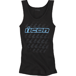 Icon Women's Slanty Town Tank - Alpinestars Techspec T-Shirt