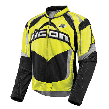Icon Contra Mil-Spec Jacket - Main