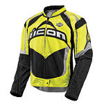Icon Contra Mil-Spec Jacket - ICON-PATROL-JACKET ICON Patrol Motorcycle