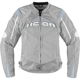 Icon Women's Contra Jacket - Icon Women's Hooligan 2 Stealth Jacket