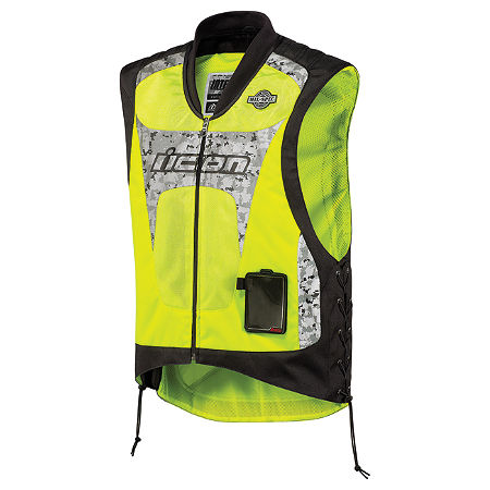 Icon Interceptor Reflective Vest - Main