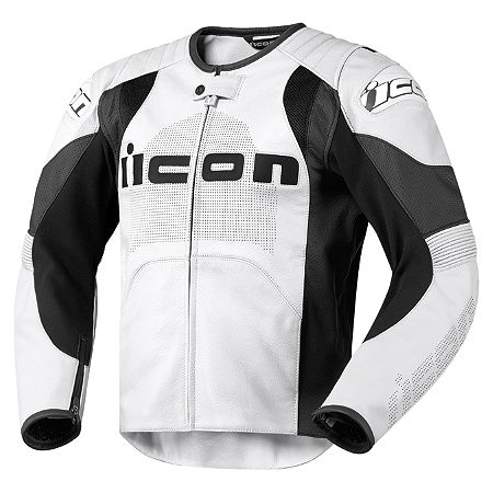 Icon Overlord Prime Leather Jacket - Main
