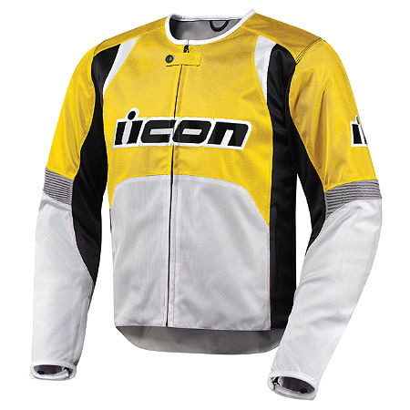 Icon Overlord Textile Jacket - Main