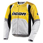Icon Overlord Textile Jacket - ICON Cruiser Jackets and Vests