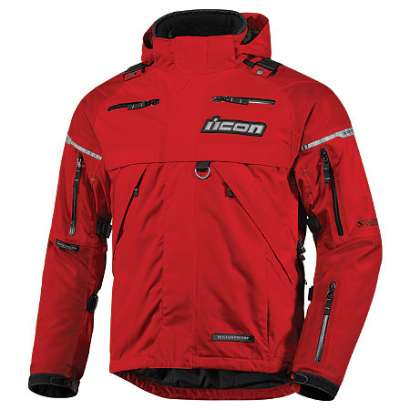 Icon Patrol Waterproof Jacket - Main