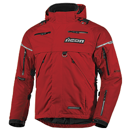 Icon Patrol Waterproof Jacket - Icon Patrol Raiden Waterproof Pants