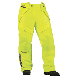 Icon Patrol Pant Bib - Icon PDX Rain Jacket