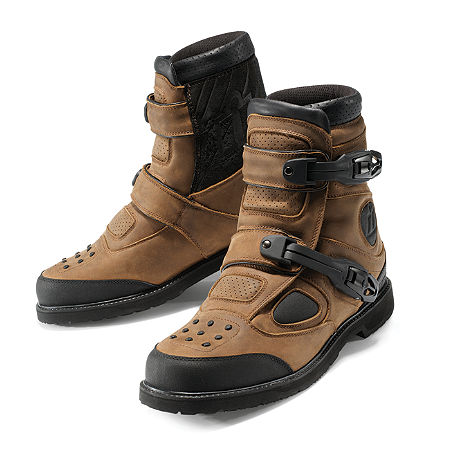 Icon Patrol Waterproof Boots - Main