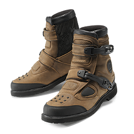 Icon Patrol Waterproof Boots - Icon Field Armor Chukka Boots
