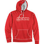 Icon County Hoody - Dirt Bike Mens Casual