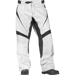 Icon Overlord Textile Overpants - Icon Hooligan 2 Mesh Overpants