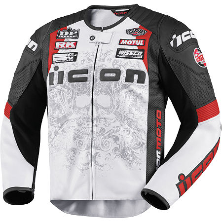 Icon Overlord Prime Hero Jacket - Main