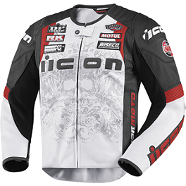 Icon Overlord Prime Hero Jacket - Icon Hooligan 2 Threshold Jacket