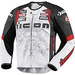 Icon Overlord Prime Hero Jacket - Motorcycle Jackets and Vests
