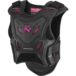 Icon Women's Stryker Field Armor Vest - Alpinestars Women's Stella Bionic 2 Protection Jacket