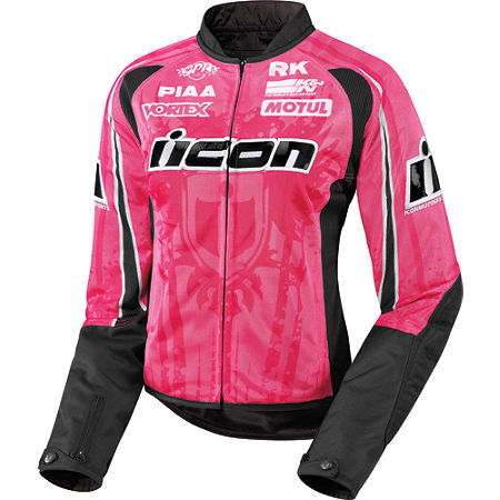 Icon Women's Hooligan 2 Threshold Jacket - Main