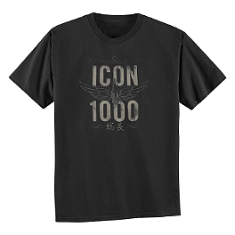 Icon 1000 Leader T-Shirt - Icon Busted And Broken T-Shirt