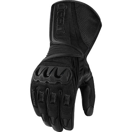 Icon Compound Mesh Long Gloves - Main
