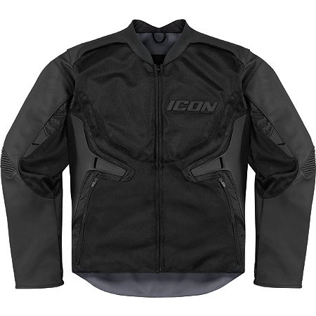 Icon Compound Mesh Jacket - Main