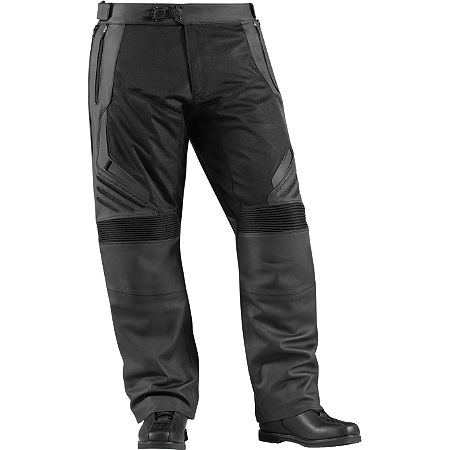Icon Compound Mesh Overpants - Main