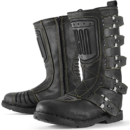 Icon 1000 Elsinore Boots - SIDI Canyon Gore-Tex Boots