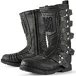 Icon 1000 Elsinore Boots - Motorcycle Footwear