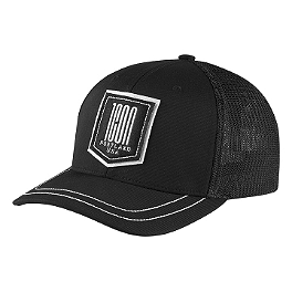 Icon Mccall Mesh Back Hat - FMF Black Tie T-Shirt