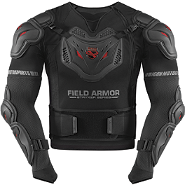 Icon Stryker Rig - Forcefield Body Armour Extreme Harness Adventure