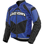 Icon Contra Jacket - ICON Cruiser Jackets and Vests