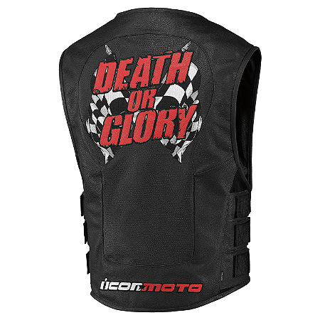 Icon Regulator Death Or Glory Vest - Main