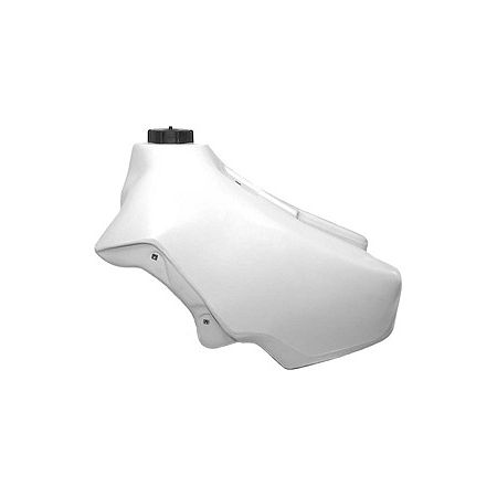 IMS Gas Tank - 3.0 Gallons White - Main