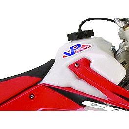 IMS Gas Tank - 3.1 Gallons Natural - 2007 Honda CR250 IMS Super Stock Footpegs