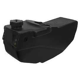 IMS Gas Tank - 4.0 Gallons Black - IMS Gas Tank - 4.3 Gallons Natural