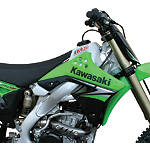 IMS Gas Tank - 2.9 Gallons Natural - Kawasaki KX250 Dirt Bike Fuel System