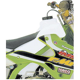 IMS Gas Tank - 2.7 Gallons Natural - Acerbis Gas Tank 2.7 Gallons - Natural