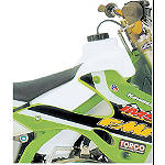 IMS Gas Tank - 2.7 Gallons Natural - Honda CRF450R Dirt Bike Fuel System
