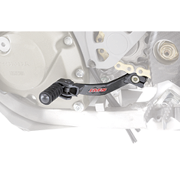 IMS Shift Lever XR50 +1 Inch - 2011 Honda CRF80F Sunstar Chain & Steel Sprocket Combo