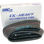 IRC Heavy Duty Tube - 100/100-18 - IRC Dirt Bike Dirt Bike Parts