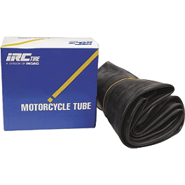 IRC Heavy Duty Tube 70/100-19 - 2001 Yamaha TTR125L Maxxis Maxxcross IT 80/85BW Tire Combo