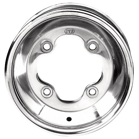 ITP T-9 GP Rear Wheel - 10X8 3B+5N Polished - Main