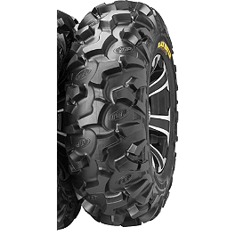 ITP Black Water Evolution Front Tire - 26x9R-12 - 1995 Yamaha TIMBERWOLF 250 4X4 ITP T-9 Pro Baja Rear Wheel - 8X8.5 Black