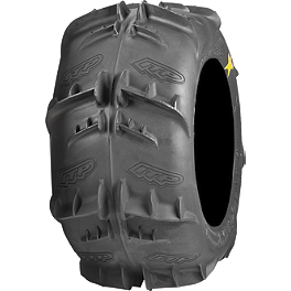 ITP Dunestar Sand Paddle Tire - 26x10-12 - 1999 Yamaha TIMBERWOLF 250 4X4 ITP T-9 Pro Baja Rear Wheel - 8X8.5 Black