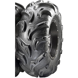 ITP Mayhem Front / Rear Tire - 26x9-12 - 1997 Honda TRX200D ITP SS112 Sport Rear Wheel - 10X8 3+5 Black