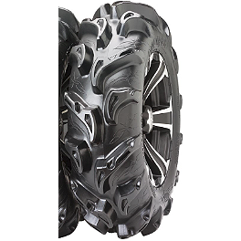 ITP Mega Mayhem Front / Rear Tire - 27x11-14 - 1996 Yamaha TIMBERWOLF 250 2X4 ITP T-9 Pro Baja Rear Wheel - 10X8 3B+5N Black