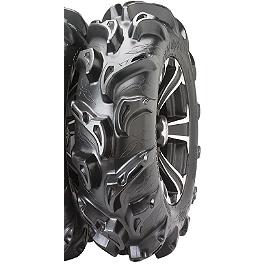 ITP Mega Mayhem Front / Rear Tire - 28x11-12 - 1999 Yamaha TIMBERWOLF 250 4X4 ITP T-9 Pro Baja Rear Wheel - 9X9 3B+6N