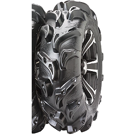 ITP Mega Mayhem Front / Rear Tire - 28x9-14 - 1997 Yamaha TIMBERWOLF 250 2X4 ITP T-9 GP Rear Wheel - 10X8 3B+5N Polished