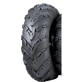 ITP Mud Lite SP Front Tire - 22x7-10 - 1993 Yamaha TIMBERWOLF 250 2X4 ITP SS112 Sport Rear Wheel - 9X8 3+5 Black